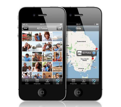 iPhone 4 Kamera Foto