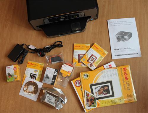 Wlan-Drucker Kodak ESP 7250