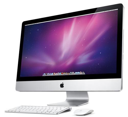 Neue vs. alte iMac's