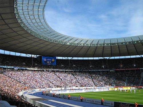 WM 2010: Niederlande - Uruguay Spiel