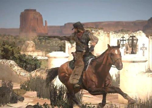 Read Dead Redemption Playstation 3