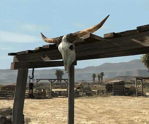 Red Dead Redemption Prärie