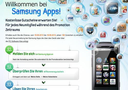 samsung handy apps