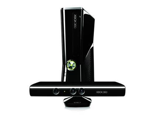 Xbox 360 Slim (250GB Festplatte)