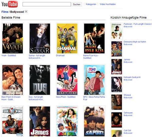 Bollywood Filme