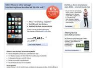 iPhone 4 auf Raten: Apple-Handy