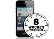 iPhone 4 Lieferzeit: Wartezeit bis