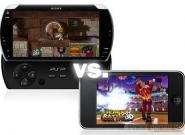 PSP vs. iPhone: Sony PSP