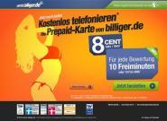 Kostenlose Handytarife: Gratis-Telefonieren mit sprich.billiger.de