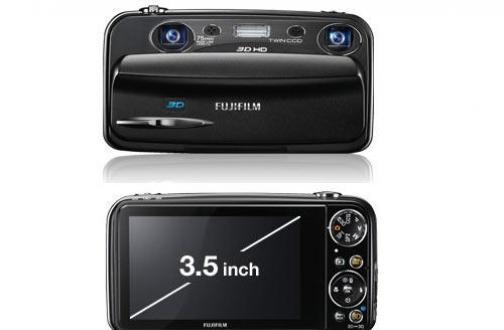 Fujifilm 3D-Kamera: Mit der FinePix