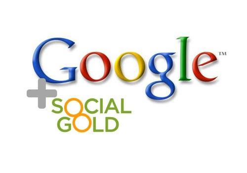 google buy socialgold