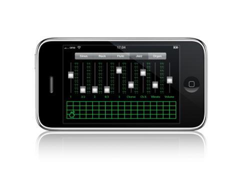 Apple i phone 4 musik selbst