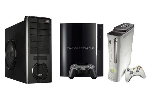 pc vs konsole nachteile von playstation 3 xbox 360 und co. Black Bedroom Furniture Sets. Home Design Ideas