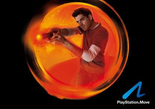 Sony Playstaystion move