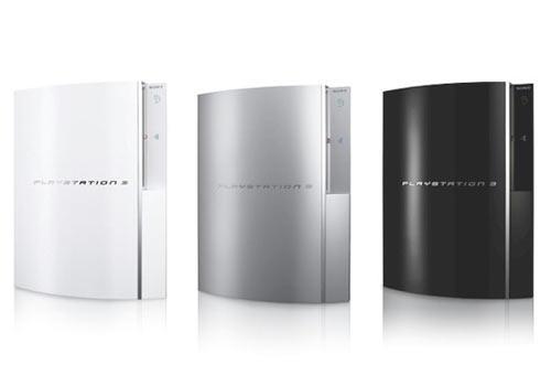Playstation 3 Farben