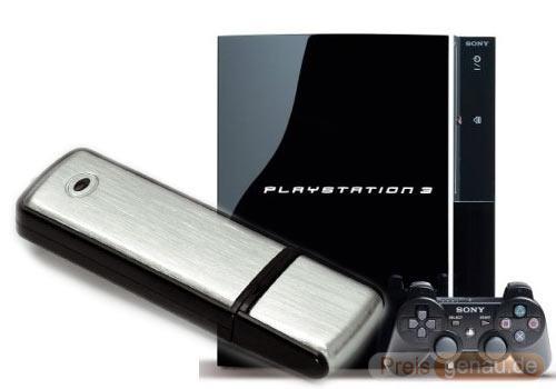 Sony PS3 Stick