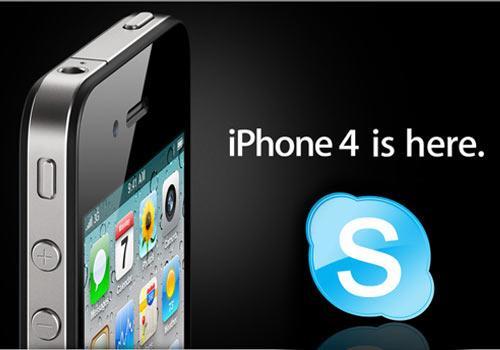 SKYPE GEHT NICHT AUF IPHONE 4