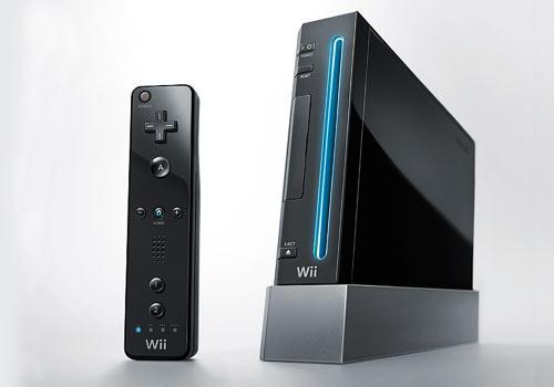 Nintendo Wii 2 Neu schwarz