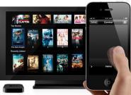 Apple Fernseher mit Siri Sprachsteuerung