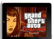 iPad: GTA Chinatown Wars im