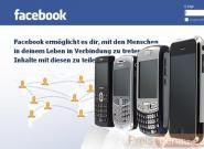"Gerücht: Facebook-Handy bekommt ""soziales"" Betriebssystem"