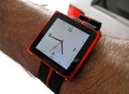 Die iPod Nano Uhr? Der