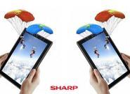 Erster Tablet-PC mit 3D-Display: Sharp