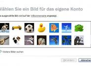 Anleitung: Bild des Windows Benutzer-Accounts