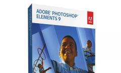 Bildbearbeitungsprogramm Photoshop Elements 9 nun