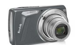 Review: Flache Kodak Digitalkamera –