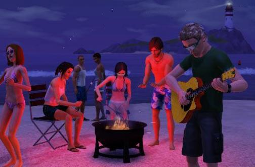Neues Sims 3 Add-On in