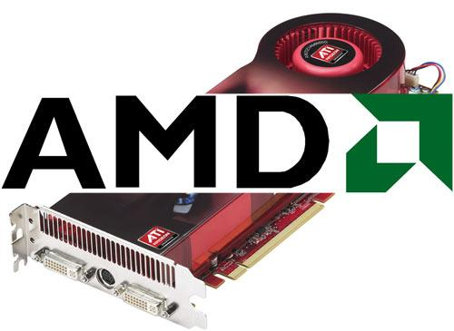 AMD Grafikkarten ohne Ati