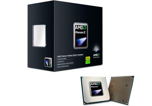 AMD Phenom II Black Edition X3