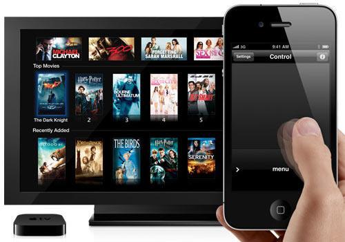 apple tv 2 black