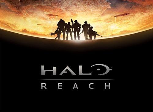 Halo: Reach logo Planet