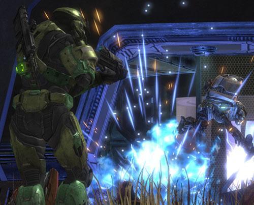 Halo: Reach Srceenshot Better Door