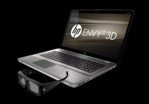 hp notebook 3D