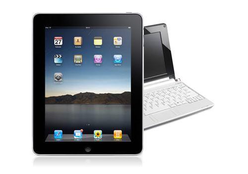 Apple iPad VS NetBook