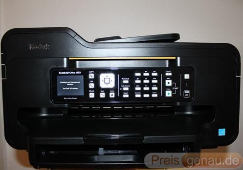 kodak EPS 6150 all in one printer front