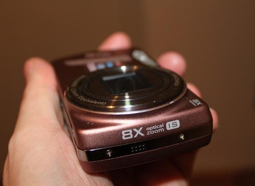 Flache Kamera Kodak