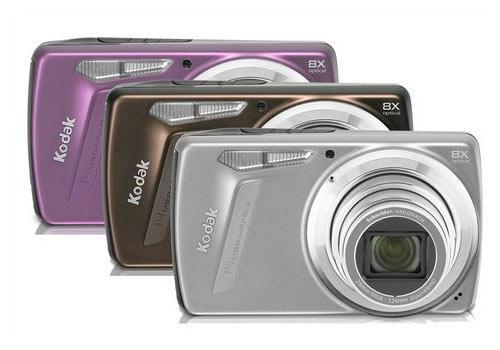 Digikam Kodak EasyShare M580 3Farben