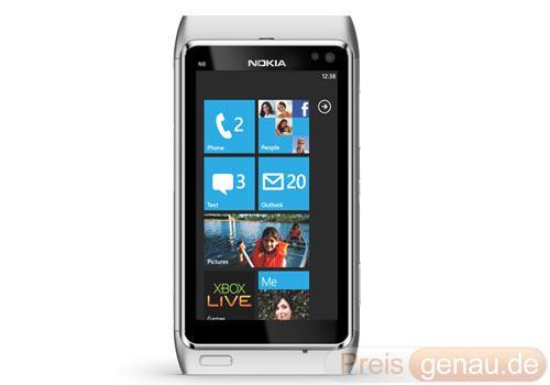 Nokia handys bald mit windows phone 7 betriebssystem