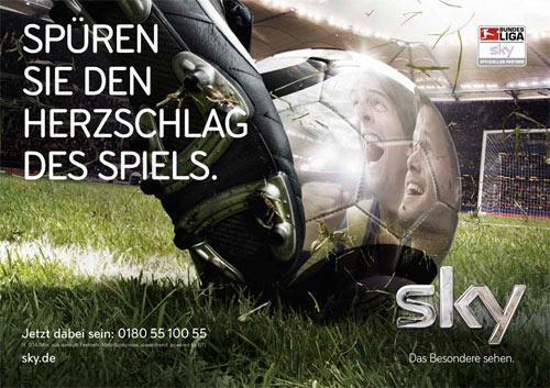 Sky 1 Werbung
