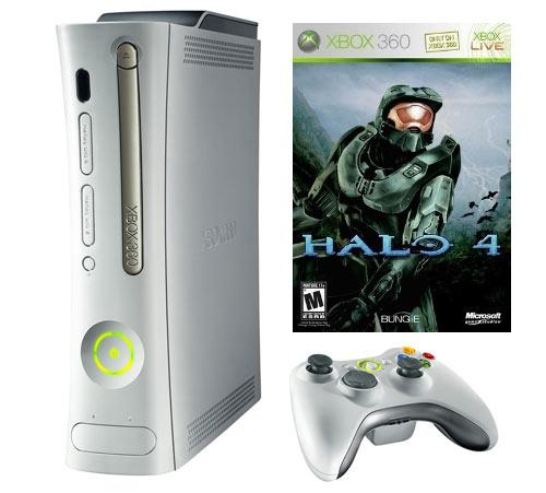 XBox 360 Gerät Kontroler Halo 4