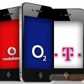 Apple iPhone 4S bei O2