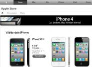 Apple verkauft iPhone 4 mit