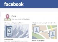 Facebook Orte: Den eigenen Standort