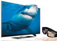 3D Fernseher ohne 3D-Brille von