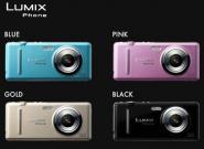 Das 13 Megapixel-Handy: Panasonic Lumix-Digitalkamera