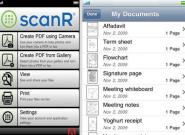 Texterkennung: ScanR – Das iPhone-App